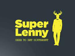 El sitio web de apuestas de Superlenny con varios juegos
